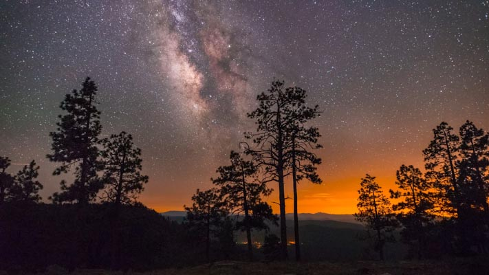Arizona - Mogollon Rim