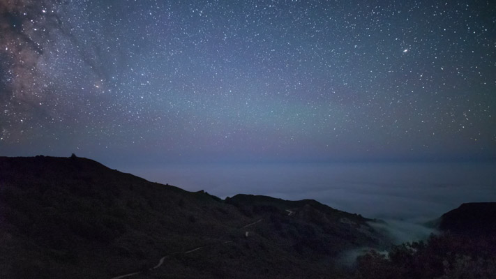 California - Big Sur - Timelapse