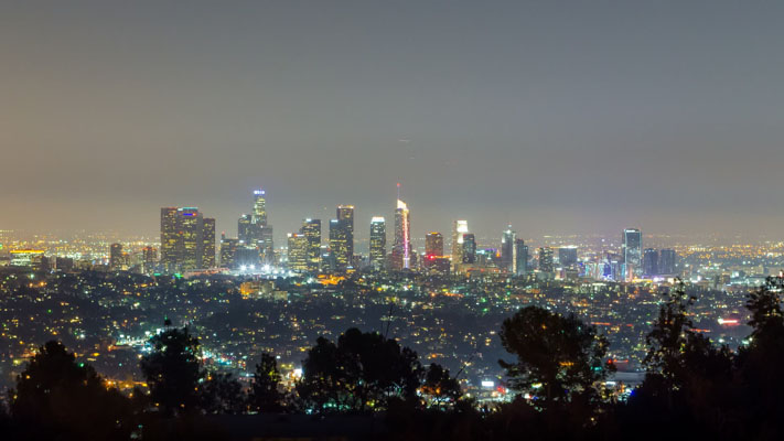 California - Downtown Los Angeles