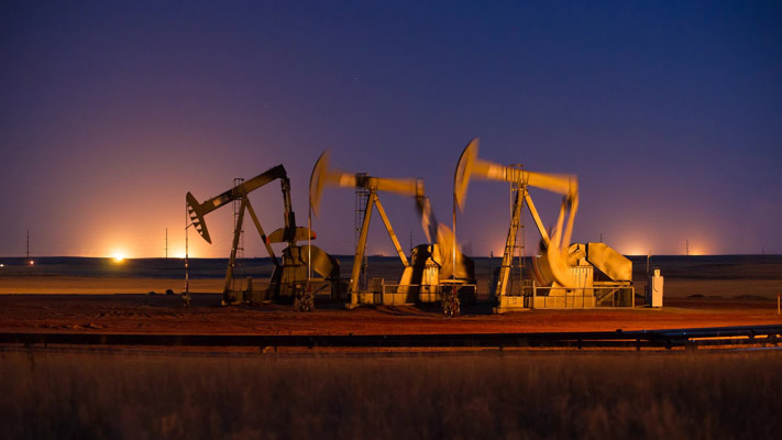 North Dakota - Oil Pumps