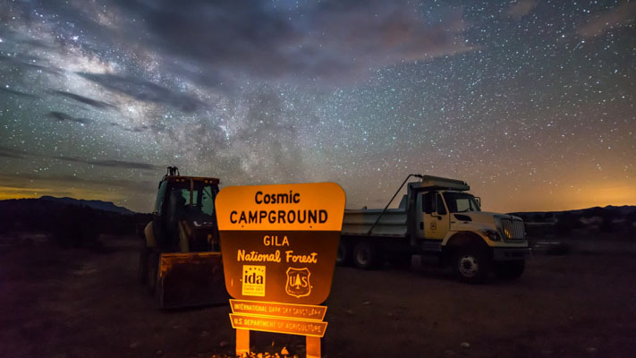 New Mexico - Cosmic Camp - International Dark Sky Sanctuary