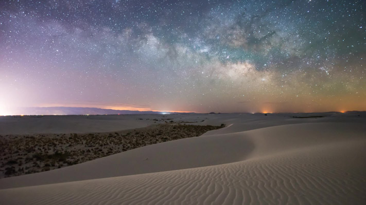 New Mexico - Whitesands - Grand Nightscape