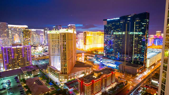Nevada - Las Vegas - The Signature - Tower View
